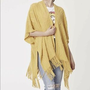 Do Everything In Love Textured Knit Kimono